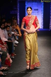 Architha Narayanam Lakme Fashion Extravaganza