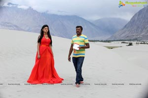 Idi Naa Love Story Working Stills