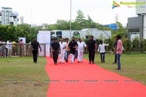 Chiranjeevi Birthday Bash 2017