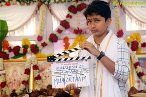 Mahesh Babu-Vamshi Paidipally Film