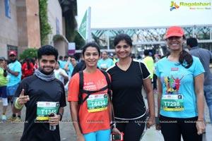 Airtel Hyderabad Marathon 2017 - 10K Run