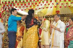 Dedeepya Weds Vishnu Charan