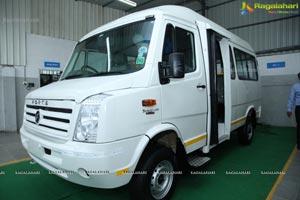 Force Motors Traveller T2 3350 Launch