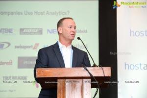 Host Analytics Press Conference