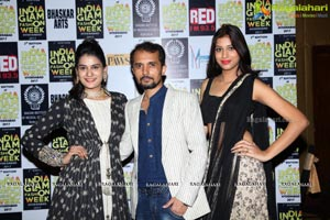 India Glam Fashion Week 2017 Curtain Raiser