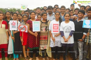 Lush Life Bistro's Anti Drug Campaign Walk 'Say No To Drugs'