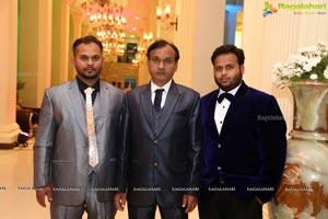 Royal Mart Furniture's Nayeem Reception