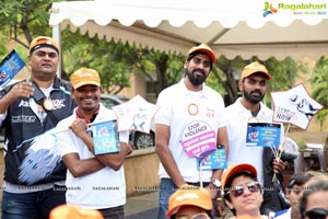 Bikethon by Gynaecologists With A Message to Stop Violence A