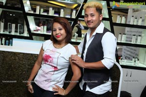 Toni and Guy Grooming Makeover