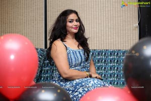 Vennela Appy Birthday Party at Cafe Rabaat