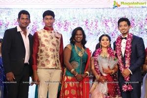 Aishwarya Reddy - Vummidi Kritish Wedding