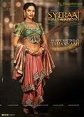 Tamannah First Look in Sye Raa Narasimha Reddy
