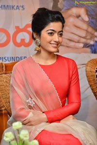 Geetha Govindam Press Meet