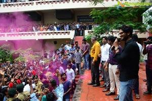 Nannu Dochukundhuvate Team at KIET College
