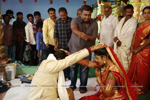 Celebs at RX 100 Director Ajay Bhupathi Wedding