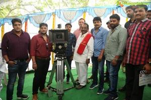 Sudheer Babu-Mehreen Film Muhurat