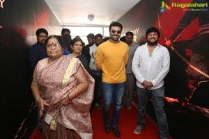 Sye Raa Narasimha Reddy Teaser Launch