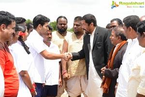 Telangana Devudu movie launch