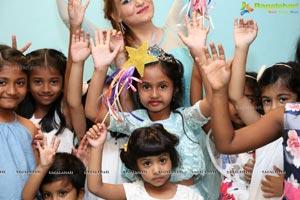Aarnavi Birthday Celebrations