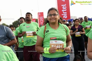 5K Fun Run 2018 flagged off at Hitex Exhibition Center