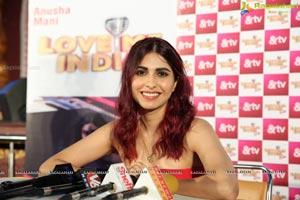 Anusha Mani Bollywood Singer