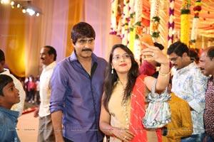 Bandla Ganesh Brother's Daughter Ashritha-Sai Pavan Wedding