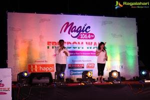 Magic FM Freedom Walk
