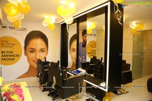 BE YOU Family Salon & Bridal Studio Launch