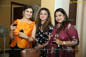 Monika Parthasarathy Pre-Birthday Celebrations