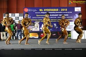 Mr Hyd 2018 By Bhagyanagar Bodybuilding Association