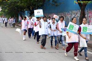 Peace Walk by Rotary International, Dist-3150 at KBR Park