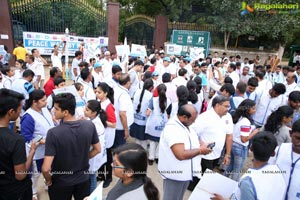 Peace Walk by Rotary International, Dist-3150 at KBR Park