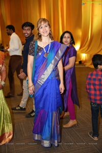 Raj Arun-Animisha Wedding Ceremony at JRC