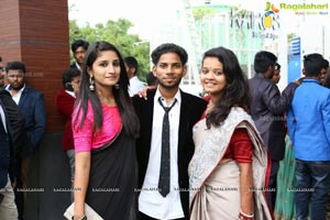 Roots Collegium's Freshers Day 2018