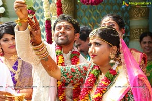 Saipriya Sattoor-Abhilash Malagani Wedding Ceremony