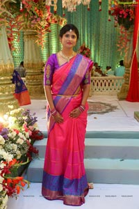 Saipriya Sattoor-Abhilash Malagani Wedding Ceremony