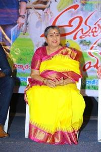 Annapurnamma Gari Manavadu Movie Press Meet
