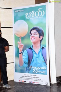 Boy Movie Pre-Release Event