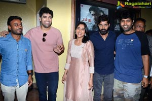 Evaru Team Visits Theatres