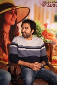 Manmadhudu 2 Movie Success Meet