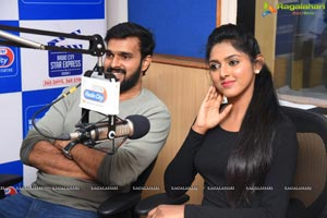 Neethone Hai Hai Team at  Radio City
