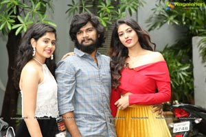 Okadu 2019 Telugu Movie Launch