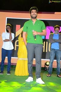 Ranarangam Trailer Launch