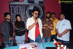 RDX Love First Look Launch By Victory Venkatesh