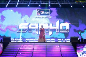 Saaho Grand Pre-Release