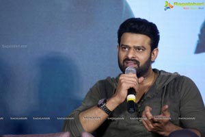 Saaho Movie Press Meet