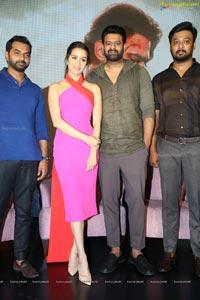 Saaho Movie Press Meet