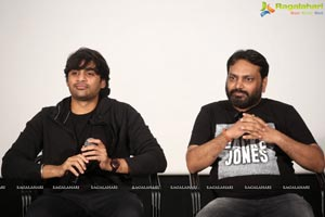 Saaho Movie Press Meet Photos