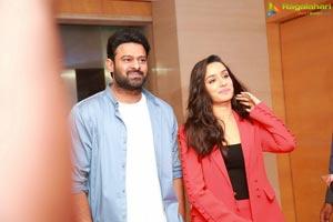 Saaho Movie Press Meet at Chennai
