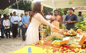 Sharwanand-Ritu Varma's Telugu Movie Muhurat